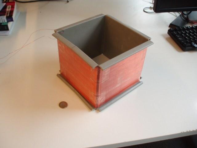 SFRC Testing Coil